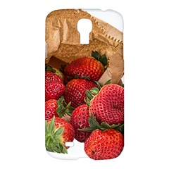 Strawberries Fruit Food Delicious Samsung Galaxy S4 I9500/i9505 Hardshell Case