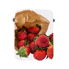 Strawberries Fruit Food Delicious Apple Ipad 2/3/4 Protective Soft Cases