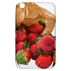Strawberries Fruit Food Delicious Samsung Galaxy Tab 3 (8 ) T3100 Hardshell Case