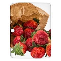 Strawberries Fruit Food Delicious Samsung Galaxy Tab 3 (10 1 ) P5200 Hardshell Case