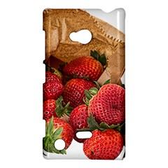 Strawberries Fruit Food Delicious Nokia Lumia 720