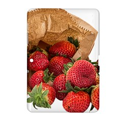 Strawberries Fruit Food Delicious Samsung Galaxy Tab 2 (10 1 ) P5100 Hardshell Case
