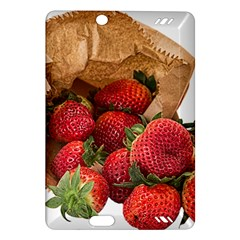 Strawberries Fruit Food Delicious Amazon Kindle Fire Hd (2013) Hardshell Case