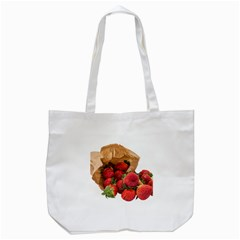 Strawberries Fruit Food Delicious Tote Bag (white)