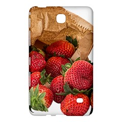 Strawberries Fruit Food Delicious Samsung Galaxy Tab 4 (8 ) Hardshell Case