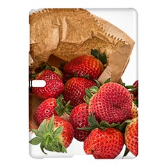 Strawberries Fruit Food Delicious Samsung Galaxy Tab S (10 5 ) Hardshell Case
