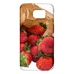 Strawberries Fruit Food Delicious Galaxy S6