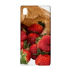 Strawberries Fruit Food Delicious Sony Xperia Z3+