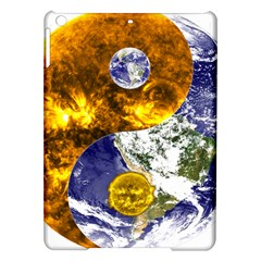 Design Yin Yang Balance Sun Earth Ipad Air Hardshell Cases