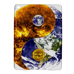 Design Yin Yang Balance Sun Earth Ipad Air 2 Hardshell Cases