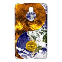 Design Yin Yang Balance Sun Earth Samsung Galaxy Tab 4 (8 ) Hardshell Case