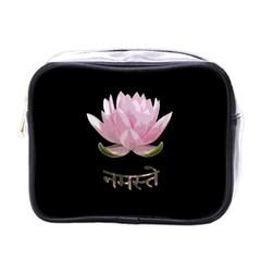 Namaste   Lotus Mini Toiletries Bags