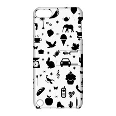 Rebus Apple Ipod Touch 5 Hardshell Case With Stand
