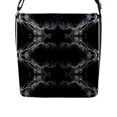 140313001002Y Marmaris Flap Closure Messenger Bag (L)