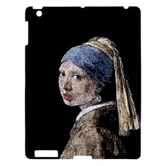 The Girl With The Pearl Earring Apple Ipad 3/4 Hardshell Case