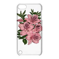 Orchid Apple Ipod Touch 5 Hardshell Case With Stand