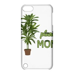 Plant Mom Apple Ipod Touch 5 Hardshell Case With Stand