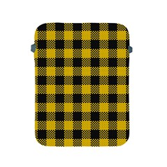 Plaid Pattern Apple Ipad 2/3/4 Protective Soft Cases