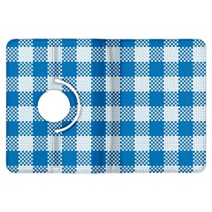 Plaid Pattern Kindle Fire Hdx Flip 360 Case
