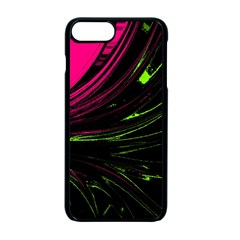 Colors Apple Iphone 7 Plus Seamless Case (black)