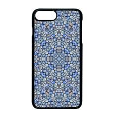 Geometric Luxury Ornate Apple Iphone 7 Plus Seamless Case (black)