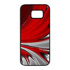 Colors Samsung Galaxy S7 Edge Black Seamless Case