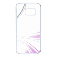 Colors Samsung Galaxy S7 White Seamless Case