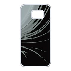 Colors Samsung Galaxy S7 Edge White Seamless Case
