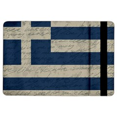 Vintage Flag   Greece Ipad Air 2 Flip