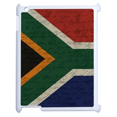 Vintage Flag   South Africa Apple Ipad 2 Case (white)
