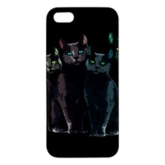 Cats Iphone 5s/ Se Premium Hardshell Case