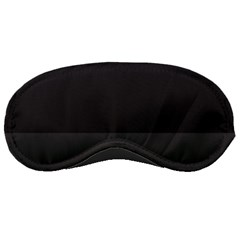 Gray And Black Thick Stripes Sleeping Masks