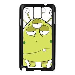 The Most Ugly Alien Ever Samsung Galaxy Note 3 N9005 Case (black)
