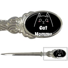 Love My Cat Mommy Letter Openers