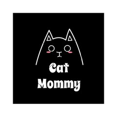 Love My Cat Mommy Acrylic Tangram Puzzle (6  X 6 )