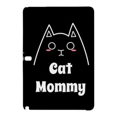 Love My Cat Mommy Samsung Galaxy Tab Pro 10 1 Hardshell Case