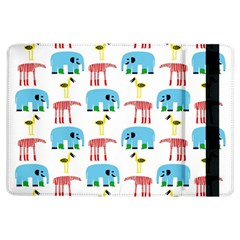 Animals Elephants Giraffes Bird Cranes Swan Ipad Air Flip
