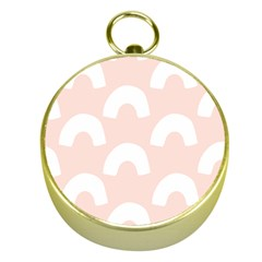 Donut Rainbows Beans Pink Gold Compasses