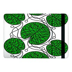 Leaf Green Samsung Galaxy Tab Pro 10 1  Flip Case