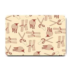 Sheep Goats Paper Scissors Small Doormat