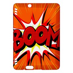 Boom Sale Orange Kindle Fire Hdx Hardshell Case