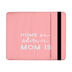 Home Love Mom Sexy Pink Samsung Galaxy Tab Pro 8 4  Flip Case