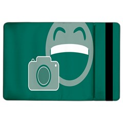 Laughs Funny Photo Contest Smile Face Mask Ipad Air 2 Flip