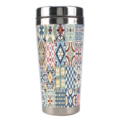 Deco Heritage Mix Stainless Steel Travel Tumblers