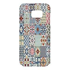 Deco Heritage Mix Samsung Galaxy S7 Edge Hardshell Case