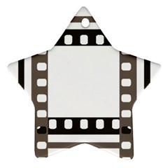 Frame Decorative Movie Cinema Ornament (star)