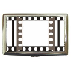 Frame Decorative Movie Cinema Cigarette Money Cases