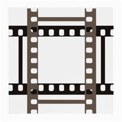 Frame Decorative Movie Cinema Medium Glasses Cloth (2 Side)