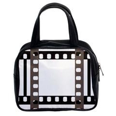 Frame Decorative Movie Cinema Classic Handbags (2 Sides)