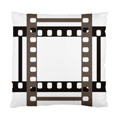 Frame Decorative Movie Cinema Standard Cushion Case (One Side)
